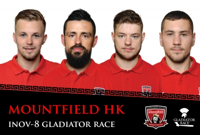 MOUNTFIELD HK vs. GLADIATOR RACE