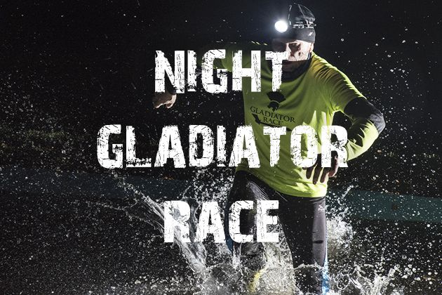 Night Taxis Gladiator Race