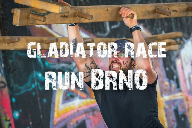 GLADIATOR RACE RUN BRNO