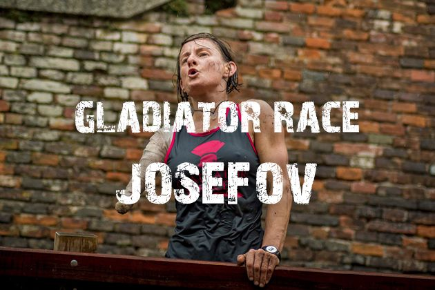 GLADIATOR RACE JOSEFOV