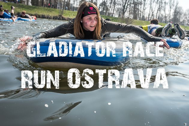 GLADIATOR RACE RUN OSTRAVA !!!