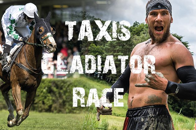 TAXIS Gladiator Race