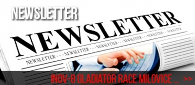 NEWSLETTER - Gladiator Race Milovice